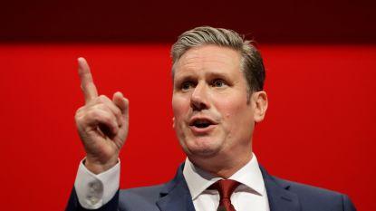 Starmer volgt Corbyn op als partijleider van Britse oppositiepartij Labour