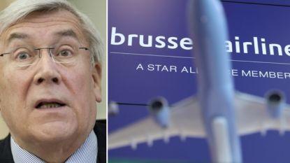 """Etienne Schouppe scherp voor stakende piloten Brussels Airlines: """"Ze riskeren hun job niet, maar wel die van anderen"""""""