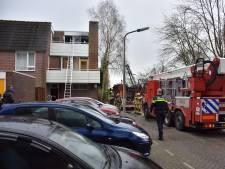 Persoon gewond bij woningbrand 'door kaars' in Wassenaar