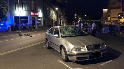 Voetgangers zwaargewond na aanrijding met wagen