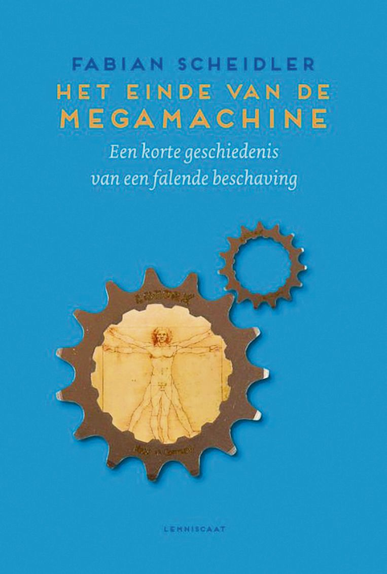 Cover Het einde van de megamachine Beeld