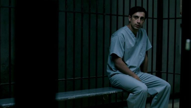 Riz Ahmed in The Night Of. Beeld HBO