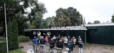 Doesburgse muzikanten dreigen dakloos te raken: clubhuis wordt gesloopt