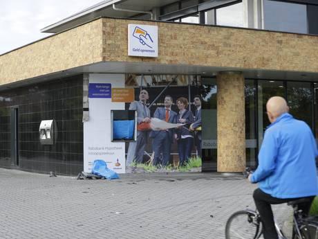 Rabobank Elburg na plofkraak weer open