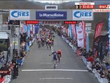 Finale à suspense et victoire belge sur l'Etoile de Bessèges