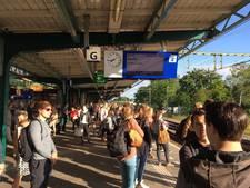 Treinverkeer weer op gang na wisselstoring rond Deventer