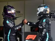 Mercedes veut poursuivre avec le duo Hamilton-Bottas
