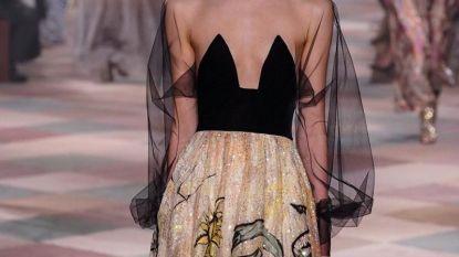 Vlaamse Noor (17) loopt mee voor Christian Dior tijdens Paris Fashion Week