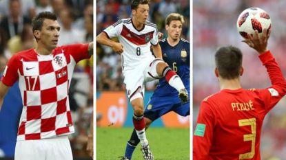 Op internationaal pensioen: dit begenadigd elftal schittert niet meer op de Europese velden