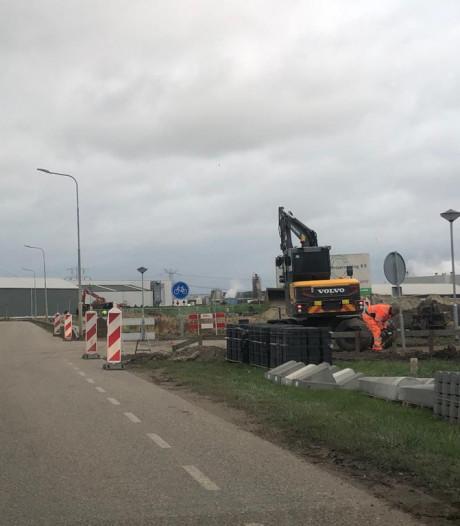 Reimerswaal maakt fietsroute over Nishoek veiliger