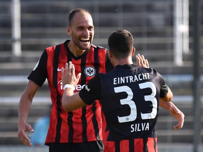 """Club Brugge vindt nieuwe spits: Nederlander Bas Dost komt over van Eintracht Frankfurt"""