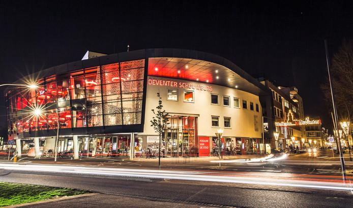 De Deventer Schouwburg.