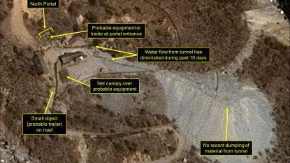 Geen kernproeven meer mogelijk in Noord-Korea? Testsite deels ingestort