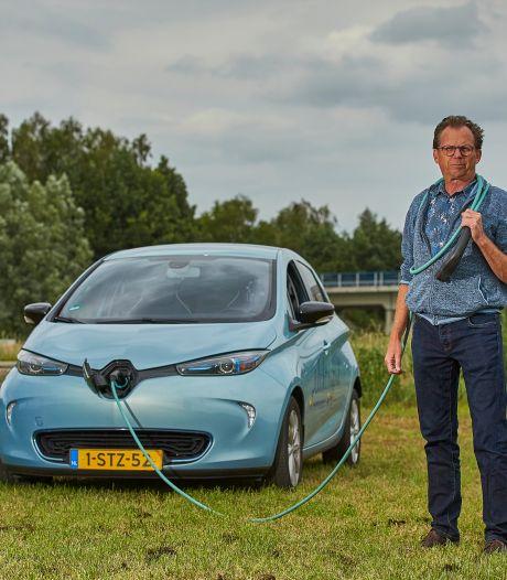 LochemEnergie wil in elke dorpskern een elektrische deelauto, deze zomer komen er al vijf stuks bij