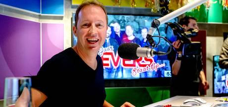 'Edwin Evers verliefd op politiewoordvoerster'