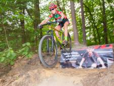 Mountainbikers raken gewond op parcours NK in Apeldoorn: Wielrenunie waarschuwt deelnemers