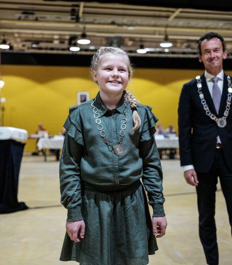 Kinderburgemeesters Jasmijn, Evi en Juliette zijn er voor álle kinderen