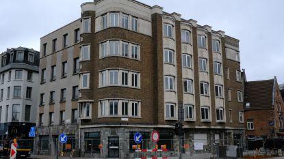 Bekend hoekpand van architect Alfons Van Brakel tegen de vlakte