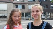 """14-jarige meisjes in de bres voor door brand getroffen gezin: """"Help onze buren, ze zijn alles kwijt"""""""