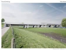 Start bouw fietsbrug over de Maas tussen Cuijk en Mook over drie weken