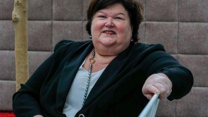 """Maggie De Block (Open Vld): """"Premier worden staat zeker niet op mijn bucketlist"""""""