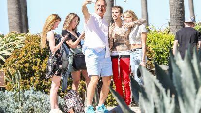 IN BEELD. Justin Bieber ziet er opvallend gelukkiger uit tijdens strandvakantie