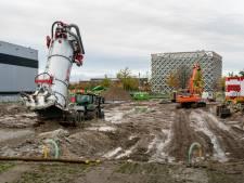Wageningen Campus is veranderd in een bouwplaats