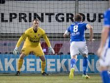 FC Den Bosch pakt een puntje tegen FC Emmen