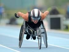 Para-atleet Stefan Rusch mikt bij WK in Dubai op een medaille op de 100 meter T-34 klasse