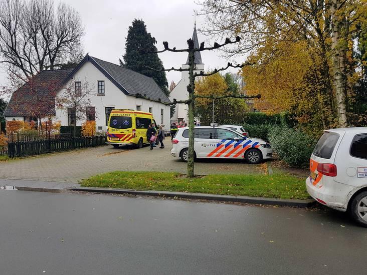 Dominee van Rhenoy bij kennis, gewonde man is enige verdachte