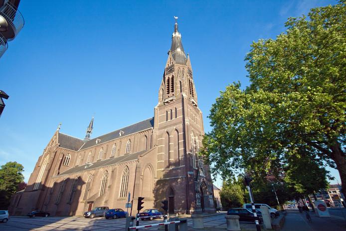 De Sint-Petruskerk in Eindhoven.