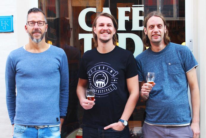 Volgende week zondag staan negen brouwerijen met hun speciaalbieren langs de historische havens van de Vismarkt en de Aardappelmarkt in Dordrecht.