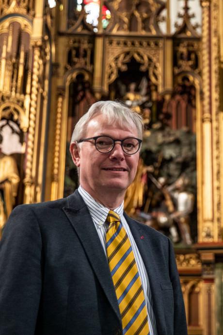 Frank van der Geld is advocaat én diaken: 'Roeping staat los van beroep'