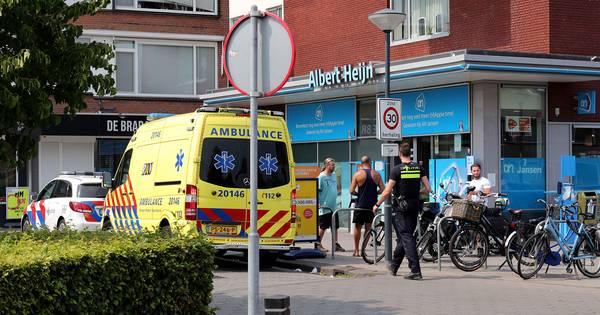 Voetganger aangereden door auto in Waalwijk.