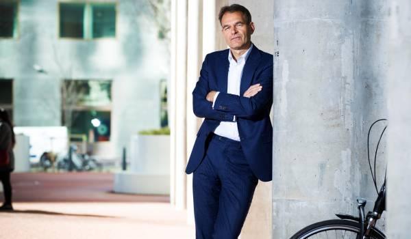 André Haspels, aanstaande ambassadeur in Amerika: Mijn fiets gaat mee naar Washington