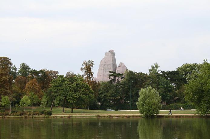 Het 'Bois du Vincennes'.