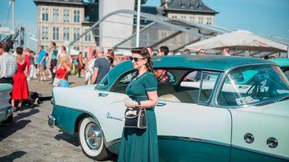 Dansen alsof het 1959 is: eerste Retro Antwerp met 10.000 bezoekers schot in de roos