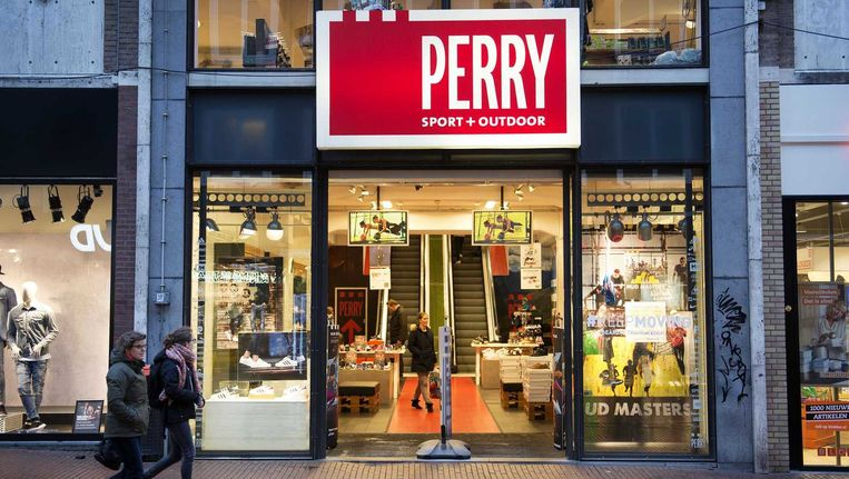 Een filiaal van Perry. Beeld anp