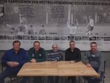 SHO verliest iconisch lid: Lou van Zuuren op 90-jarige leeftijd overleden