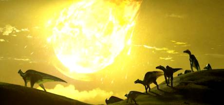Comment l'astéroïde fatal aux dinosaures a heurté la Terre avec le pire angle possible