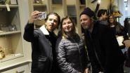 Dagje shoppen en selfie met Callboys