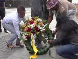 Mandela herdacht tijdens wandeltocht