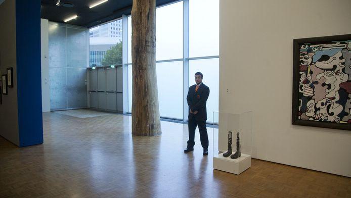 De Kunsthal in Rotterdam