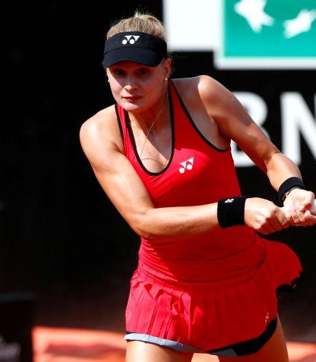 Yastremska loopt tegen de dopinglamp