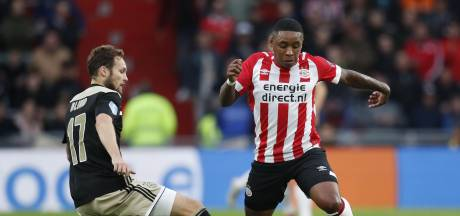 Steven Bergwijn na klinkende zege op Ajax: 'Voelde na de 1-0 dat we gingen winnen'
