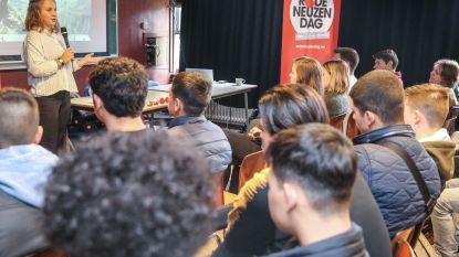 Startschot Rode Neuzen Tour: Jongeren getuigen over psychische problemen op KTA/GITO Groenkouter