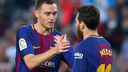 FT buitenland 9/5: Vermaelen boekt ruime zege met Barça - Courtois met rugblessure in tribune - Juventus vernedert AC Milan in finale Coppa Italia