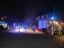 Brand bij houtvezelverwerker in Daarlerveen