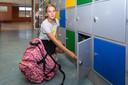 """Sandra Hoogerland: ,,De school durft tegen de stroom in te gaan. Dat vind ik wel goed."""""""