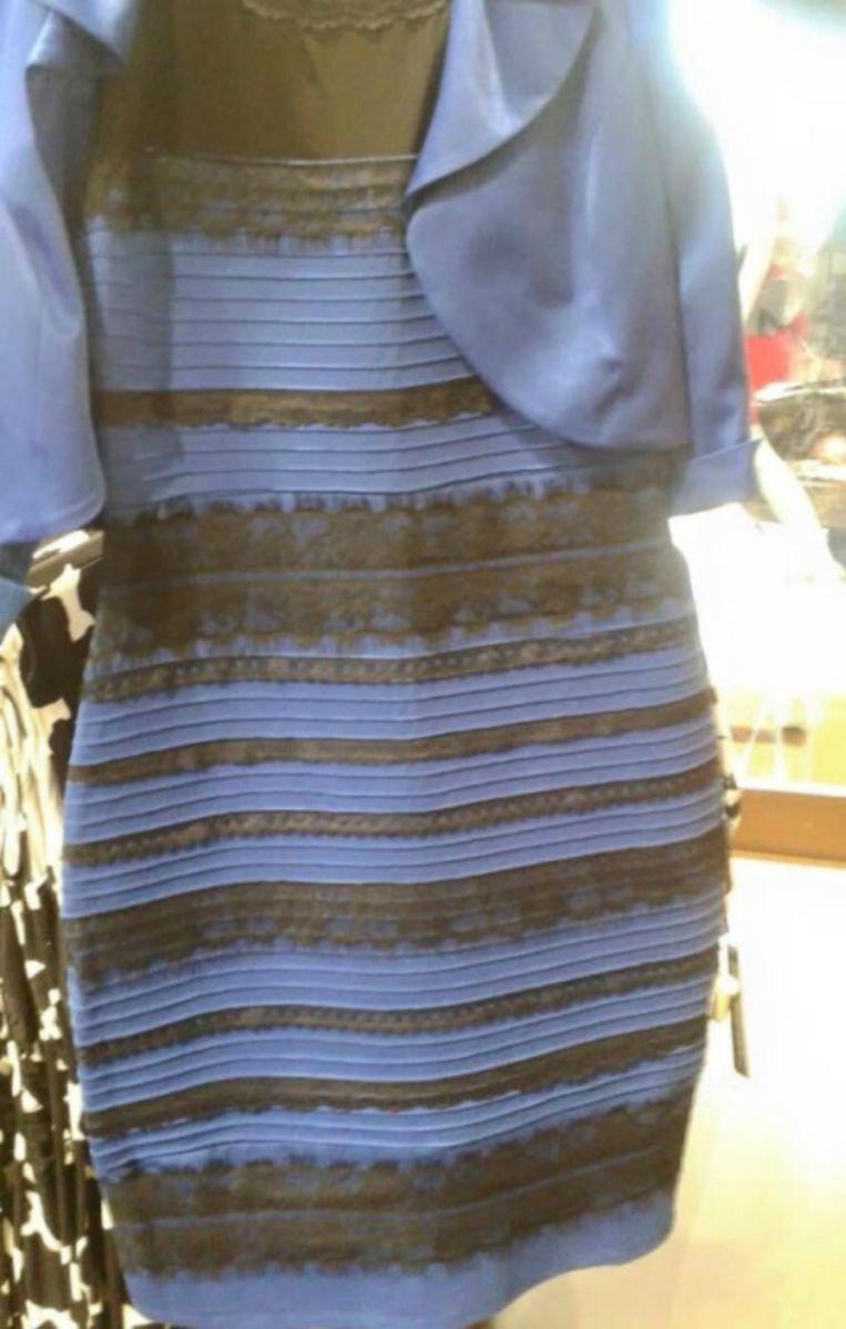 46971f5e2f9938 Welke kleuren zie jij  wit en goud of blauw en zwart  © tumblr